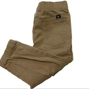 🍀 Lucky Brand Toddler Cargo Jogger Pants 18M